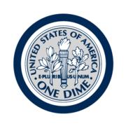 The Dime Bank Logo